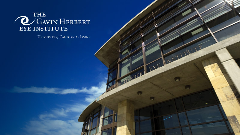 The New UC, Irvine Gavin Herbert Eye Institute in Orange County, CA