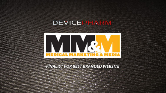 DevicePharm Selected as MM&M Awards Finalist for Consumer Website
