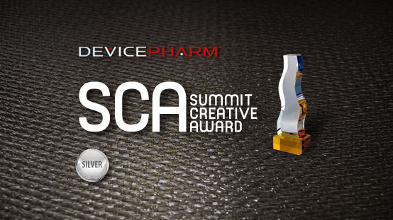 DevicePharm Honored With Top International Award: 2011 Summit Creative Award