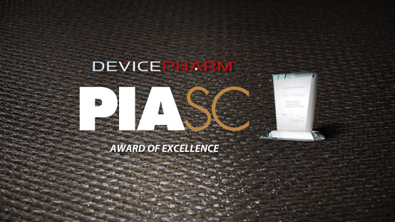 DevicePharm is Honored in the 2011 Print Excellence Awards