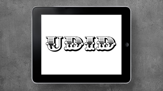 How to Retrieve the UDID From Your iPad/iPhone