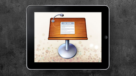 How to Install Keynote Presentations on the iPad