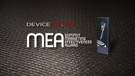 DevicePharm Awarded a 2009 Summit MEA Award For SybronEndo Client
