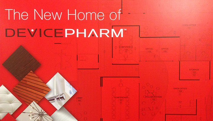 DevicePharm moves offices in Irvine, CA