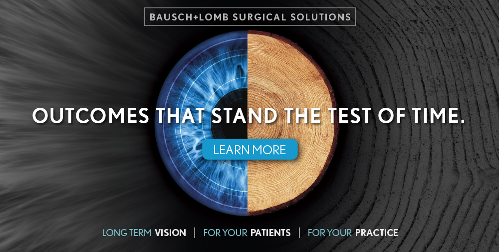 Banner Advertising for Bausch & Lomb