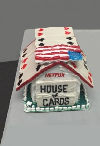 Molly Hervey's Gingerbread House