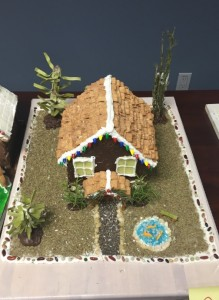 Christy Jewell's Gingerbread House