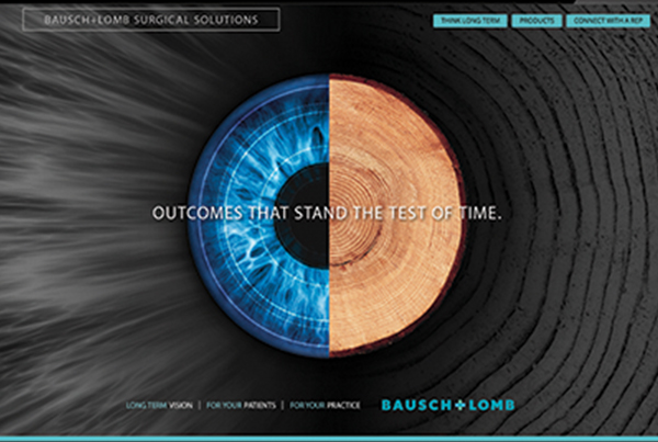 Bausch & Lomb Outcomes That Last